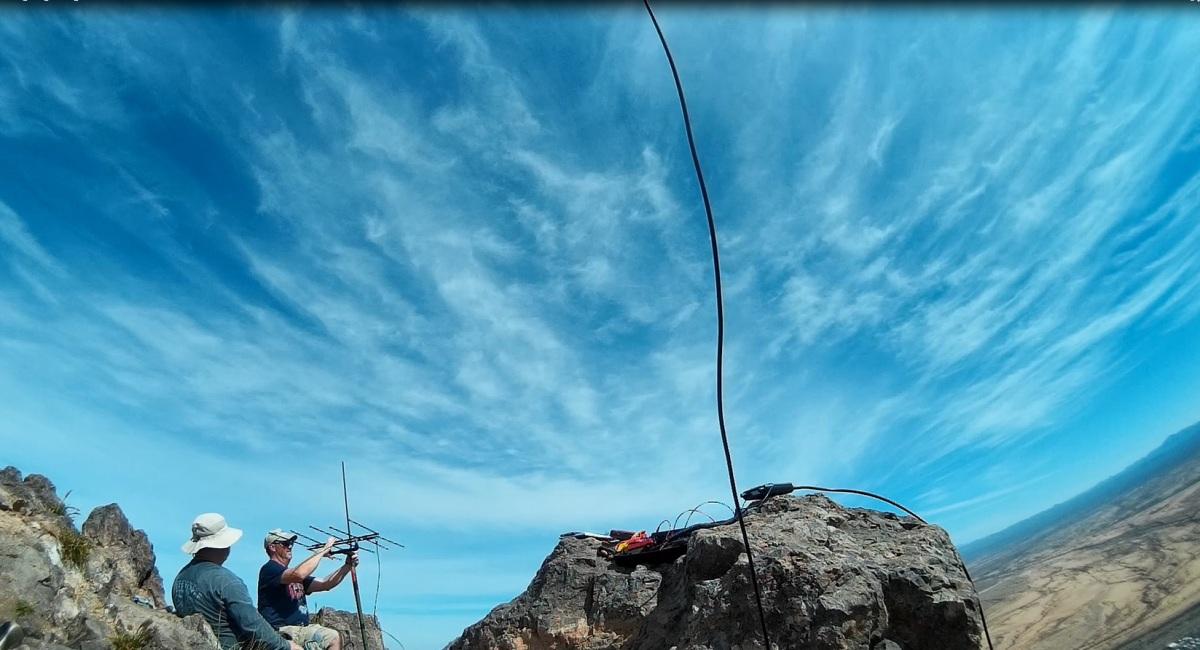 SOTA Summits On The Air KI7OFL